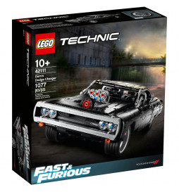 Technic - Dom's Dodge Charger