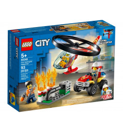 City Fire - Fire Helicopter...