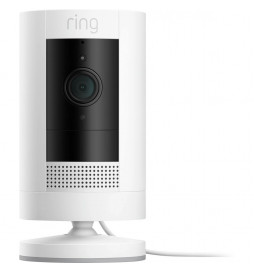 Ring Indoor Cam Wired - White