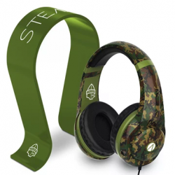 STEALTH XP HEADSET & STAND...