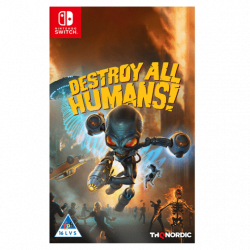 DESTROY ALL HUMANS (NS)