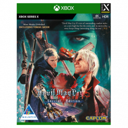 DEVIL MAY CRY SPECIAL EDT...